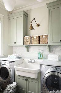 Laundry Room Organization | Kitchen Design Blog