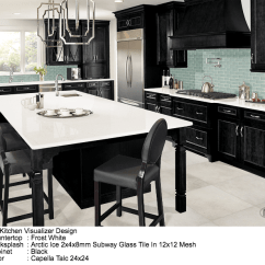 Virtual Kitchen Single Handle Pullout Faucet Bring Visualization To Your Dream With Our Designer