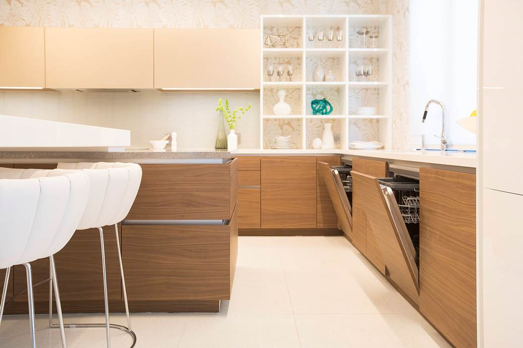 kitchen dishwashers cabinets naples fl a bosch dishwasher invented for life design blog each person s vision of what makes the perfect varies widely avoided one size fits all approach and set out to develop