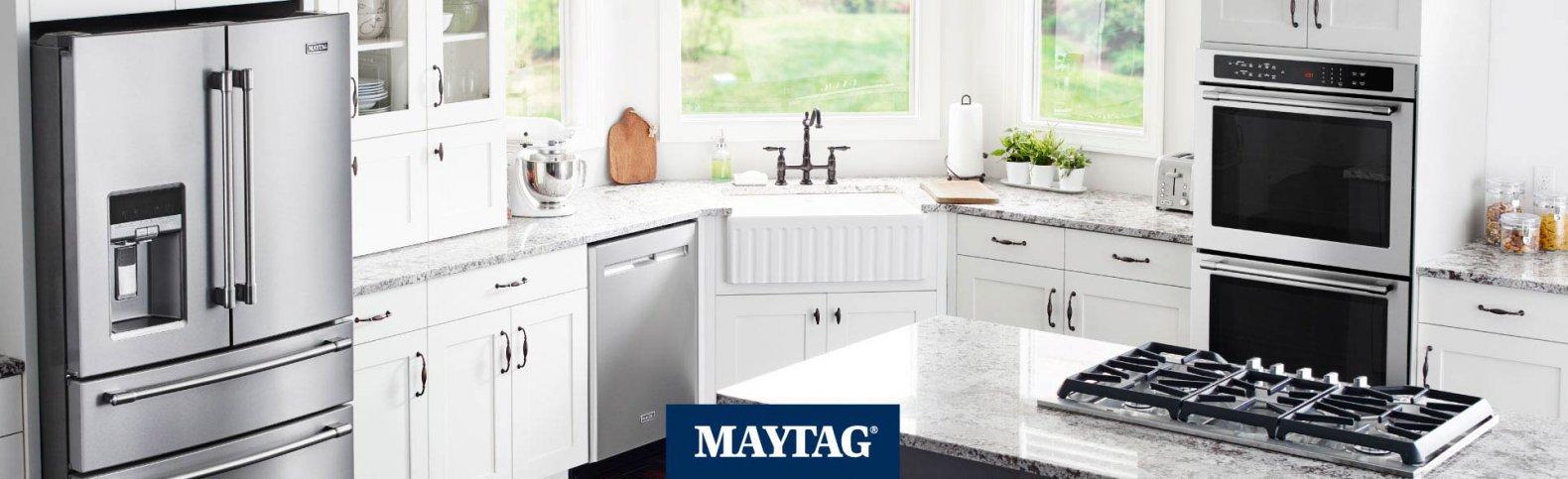 maytag kitchen appliances sheers