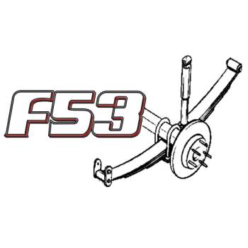 Ford F53 Suspension Packages