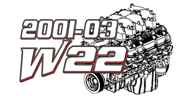 Workhorse W20-22 2001-2003