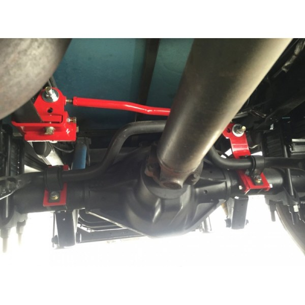 Ford F53 Motorhome Chassis Tail Pipe - Year of Clean Water