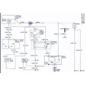 2005 Workhorse Commercial FE20 Wiring Schematic Download  Workhorse Parts