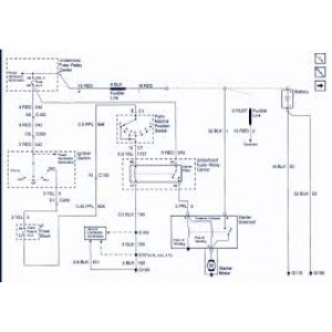 2004 Workhorse Commercial P42  L31 57L Wiring Schematic