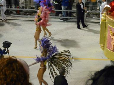 Carnival in São Paulo 2011 (Brian Davidson)