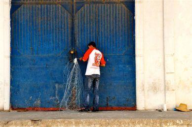 Netze in Tanger