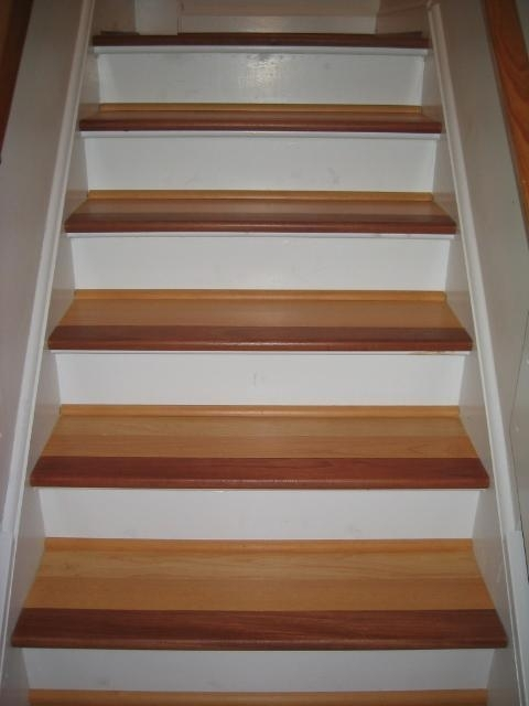 Stairs Treads And Risers Hardwood Floor Accessories By | Brazilian Walnut Stair Treads | Laminate | Walnut Ipe Wood | Risers | Ipe Brazilian | Hardwood Flooring