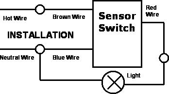 how to wire a day night switch diagram block of modulation and demodulation brazix infrared motion sensor occupancy swivel mss4kw