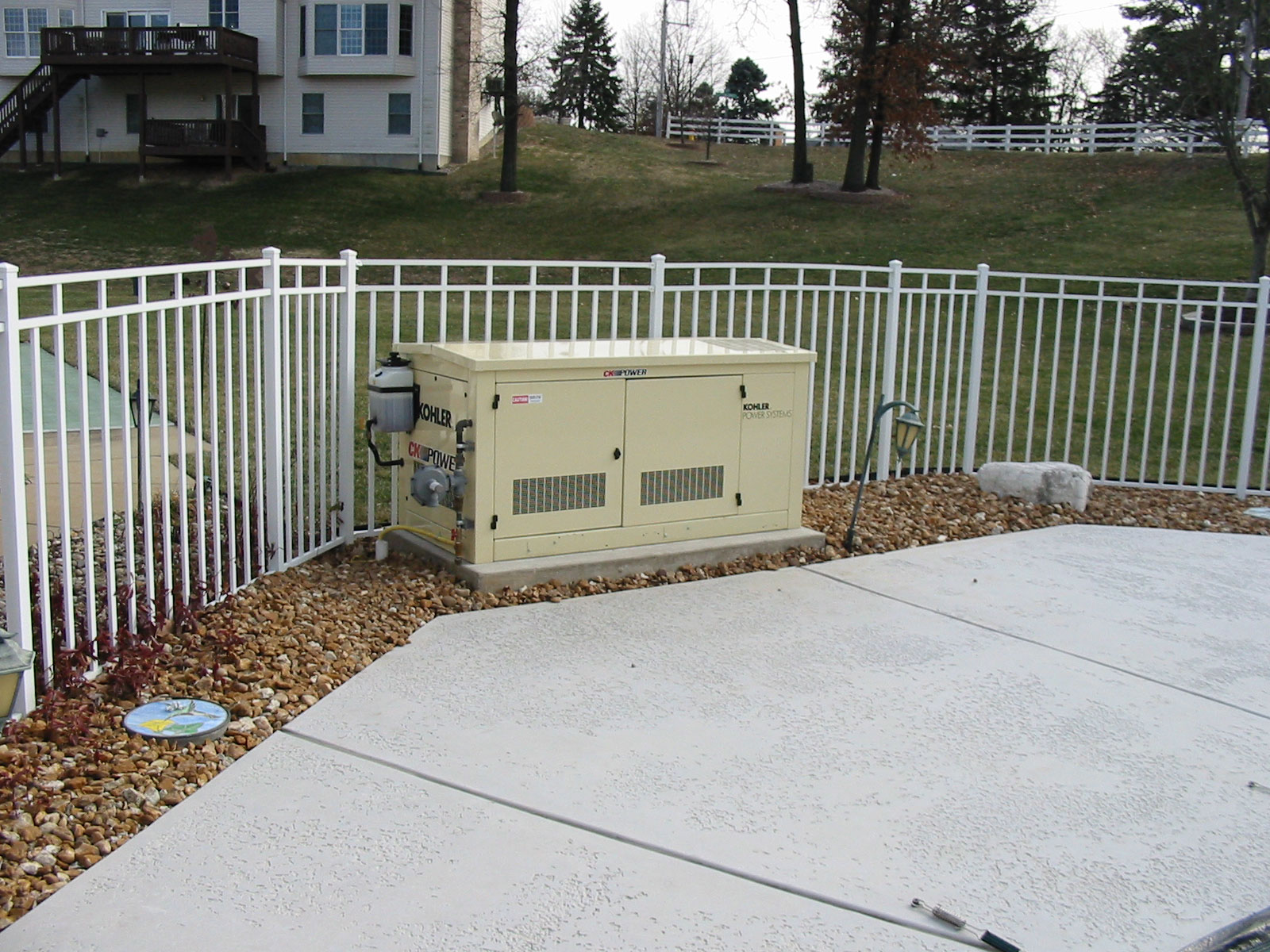 hight resolution of home generators installed st louis mo