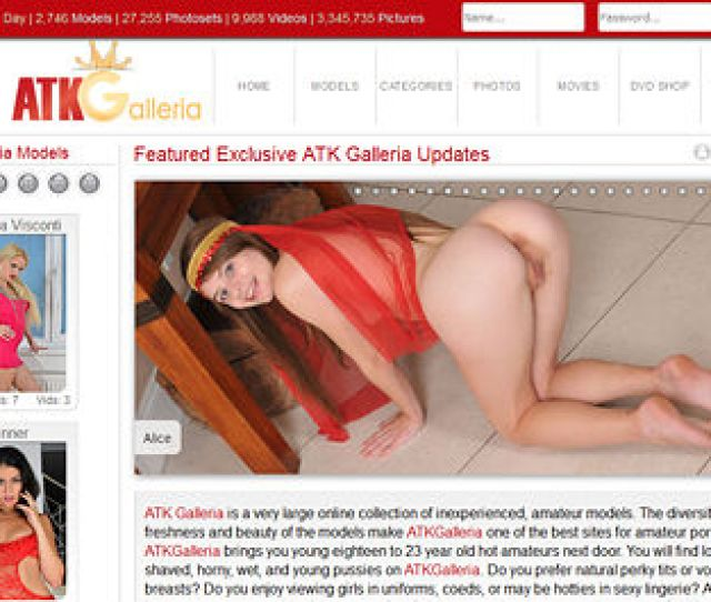 Atk Galleria Screenshot