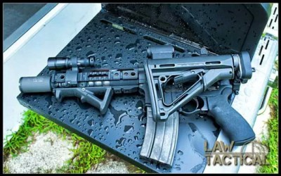 LAW TACTICAL AR-15 Folding Stock Adapter