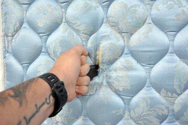 ghost strike mattress