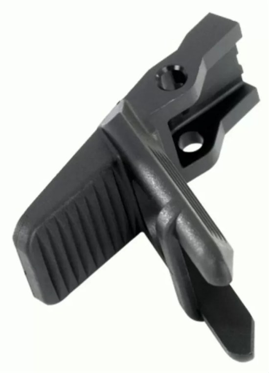 5. Magazine release lever, extended, 202962