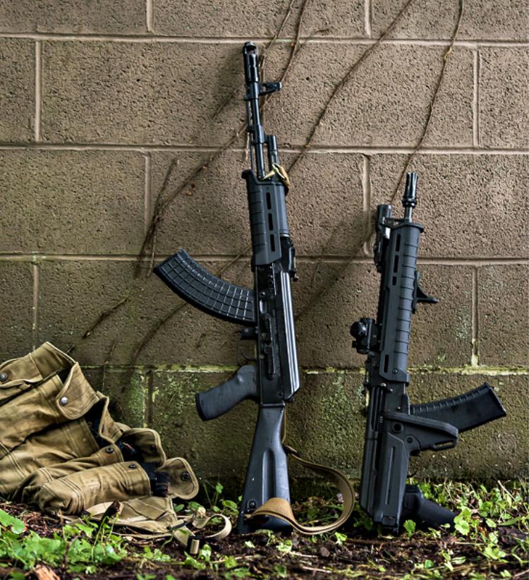 Magpul AK-47 MOE Handguard.
