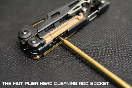 Multi Tool Throwdown - Aaron Cowan - Sage Dynamics - Leatherman MUT T Handle