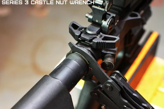 Multi Tool Throwdown - Aaron Cowan - Sage Dynamics - Multi Tasker Series 3 Castle Nut Wrench