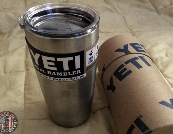 clear yeti cups