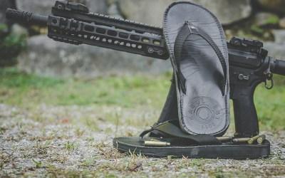 Combat Flip Flops – A Summer Spent Not Running
