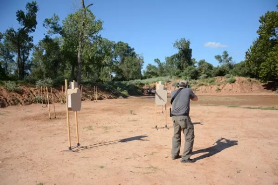 Sage Dynamics Rifle Scan Drill - 01