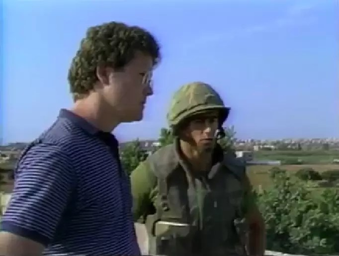Webb in Beirut, 1983