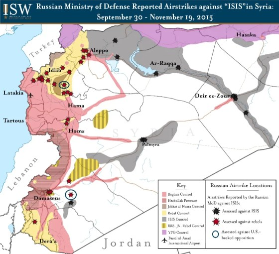 Institute for the Study of War Russia - ISIS 1
