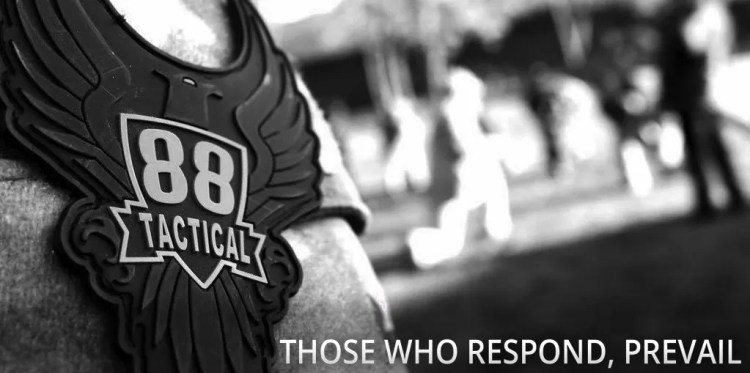 88 Tactical Group offers tactical and defensive training to citizens and armed professionals alike.