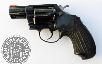"Colt's ""Dick Special"" Detective Special Revolver"
