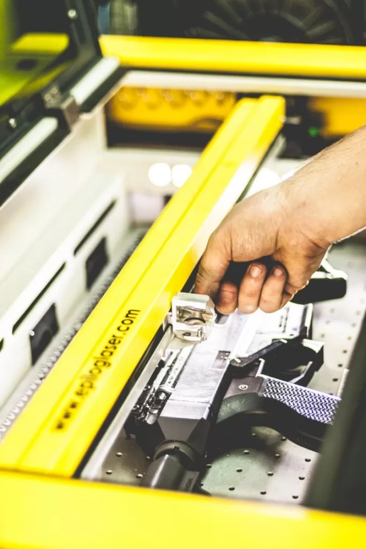 Radical Firearms builds most every part they need right there in house. They'll take you on a tour if you want.