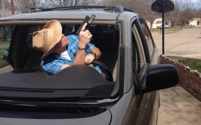 Vehicle CQB Disputations: Gunfights By Your Car