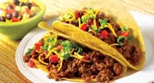 I bet you want to eat these. While wearing your Klan hood and oppressing minorities. You taco-eating racist.