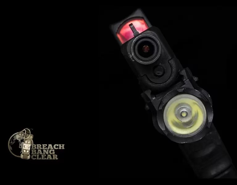 """Red Dot Sights for Pistol - it can be hard to find the actual dot if you're not used to shooting a reflex optic, prism sight or other """"red dot sight"""" on your pistol."""