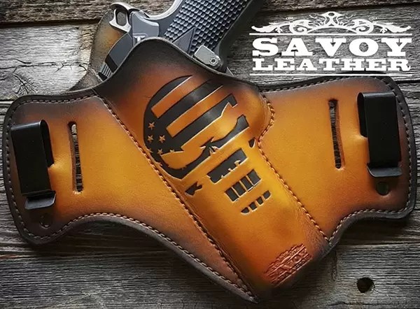 Savoy Leather - Holster Art 2