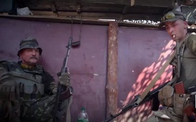 Forgotten, Lost and Ignored: the Soldiers of Ukraine