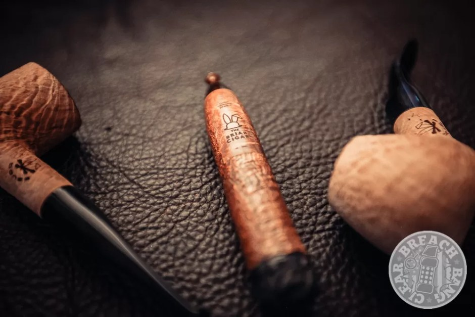 BBC Briar Cigar-1691