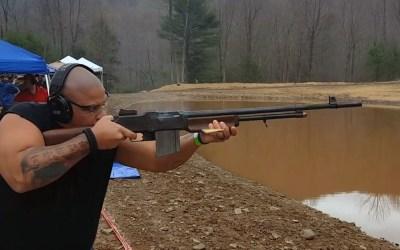 The Stone Mountain Machine Gun Shoot