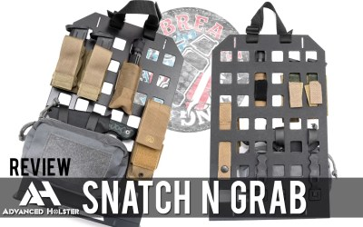 Report | Advanced Holster Snatch N' Grab