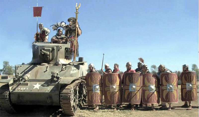 Roman Tankers