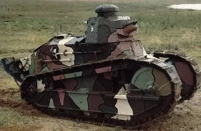 Renault FT-17 light tank