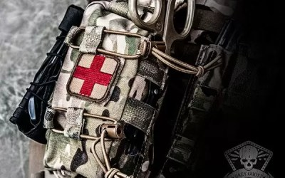 Review: Grey Ghost Gear – Slim Medic Pouch