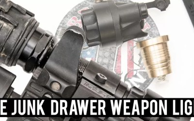 The Junk Drawer Weapon Light