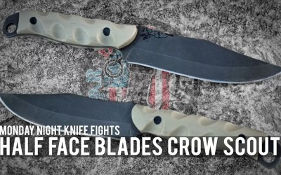 MNKF: Half Face Blades Crow Scout