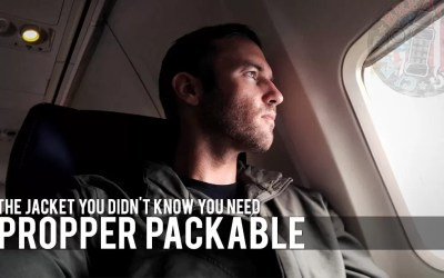 The Jacket You Didn't Know You Need: Propper Packable