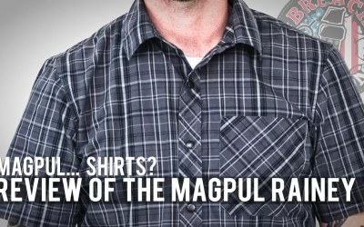 Magpul… Shirts? Review of the Magpul Rainey