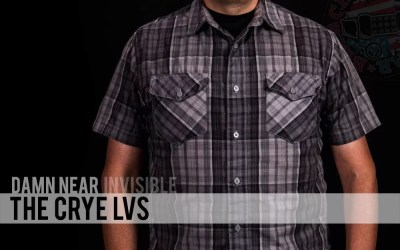 Damn Near Invisible: The Crye LVS