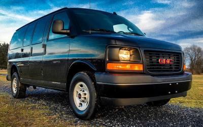 Vehicle Build: Breach-Bang-Battle Van?