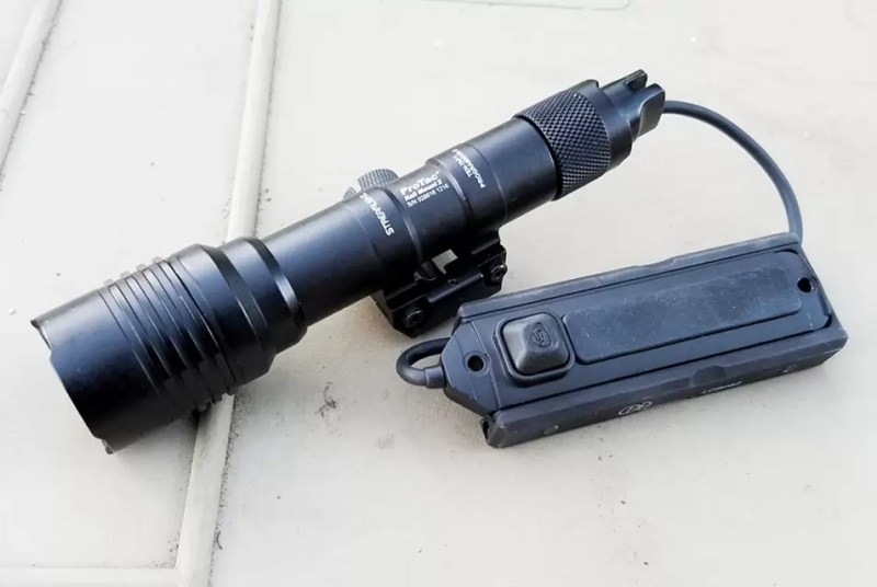 Cloud Defensive LCS Mk2 Review (for Streamlight)