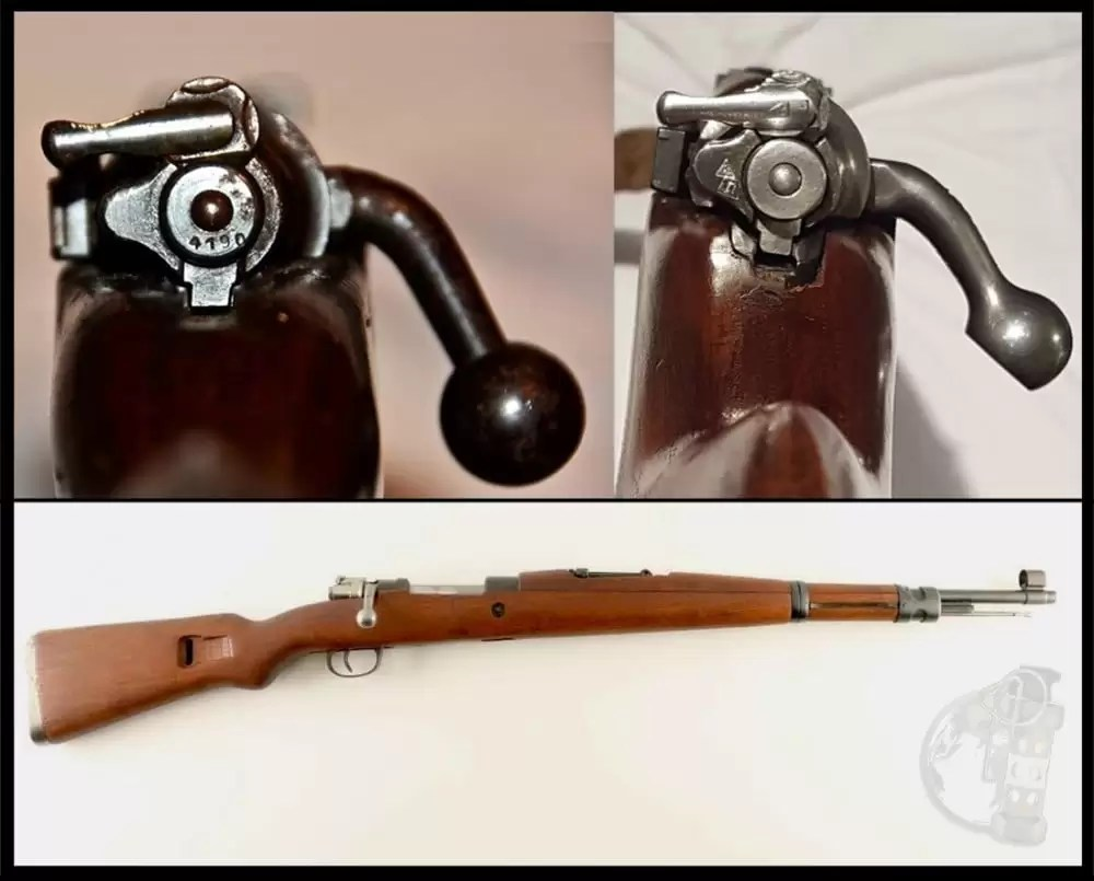Mauser yugo m48 Yugoslavian M48A