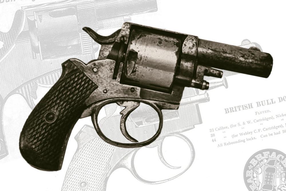 bulldog handgun