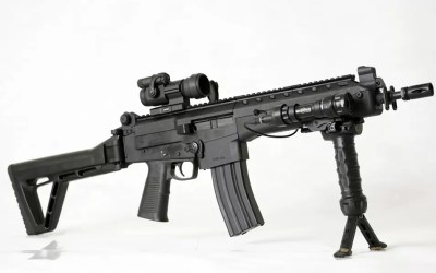 WTW: IMBEL IA2 – the New Model Brazilian Rifle
